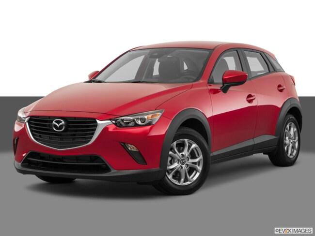 New 2018 Mazda Mazda CX-3 Sport SUV for sale in the Brunswick, OH