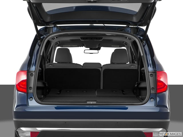 Honda Pilot Rear Storage