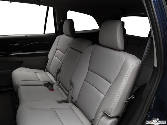 Honda Pilot Rear Seating
