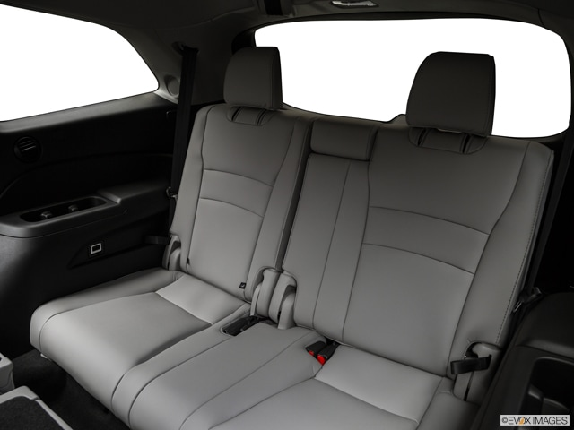 Honda Pilot Back Seating