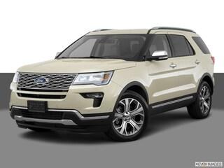 2018 Ford Explorer Platinum Platinum 4WD
