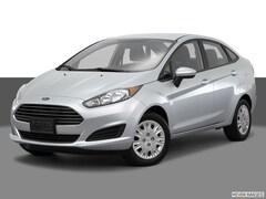 2018 Ford Fiesta S Sedan