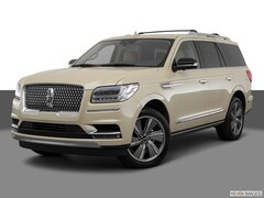 New 2018 Lincoln Navigator Reserve SUV in Huntsville, AL