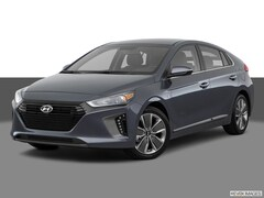 New 2018 Hyundai Ioniq Hybrid Limited Hatchback in Huntington Beach