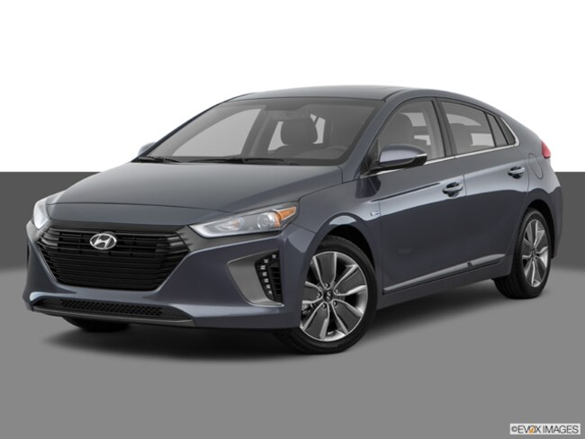 New 2018 Hyundai Ioniq Hybrid Limited Hatchback near Salt Lake City