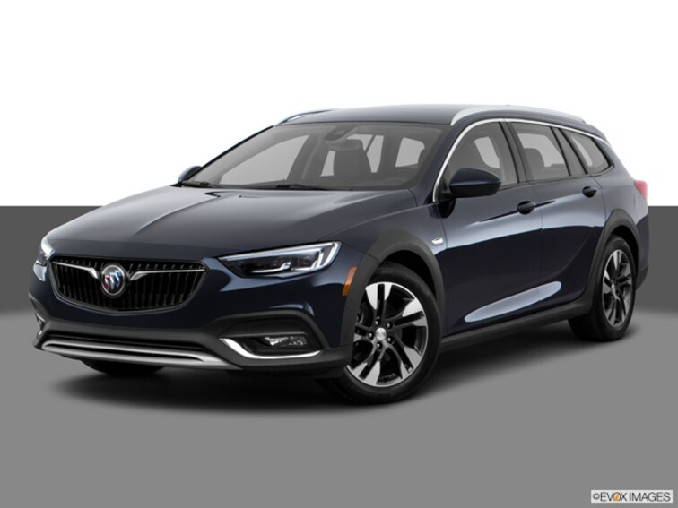 Used 2018 Buick Regal Tourx Essence Wagon Near Santa Rosa CA