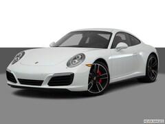 2018 Porsche 911 Carrera 4S Coupe