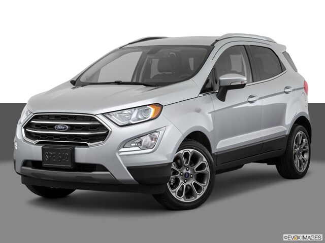2018 Ford EcoSport Titanium Front-Wheel Drive  SUV