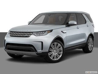 Used 2018 Land Rover Discovery HSE Luxury 4WD SUV in Knoxville, TN