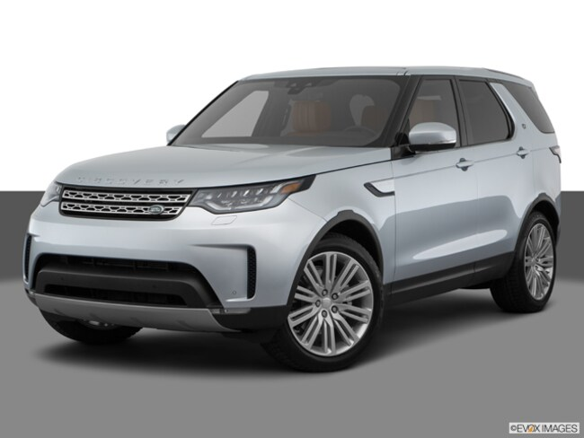 2018 Land Rover Discovery HSE Luxury AWD HSE Luxury  SUV
