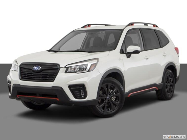 2019 Subaru Forester 2.5i Sport SUV