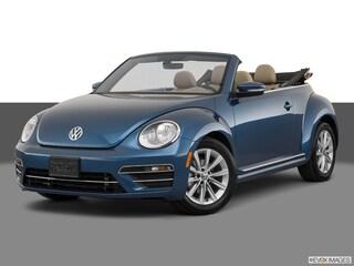 new 2018 Volkswagen Beetle 2.0T SE Convertible for sale in Savannah