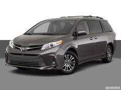 New Vehicle 2018 Toyota Sienna XLE Van Passenger Van For Sale in Coon Rapids, MN