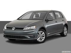 2018 Volkswagen Golf TSI SE 4-Door Hatchback