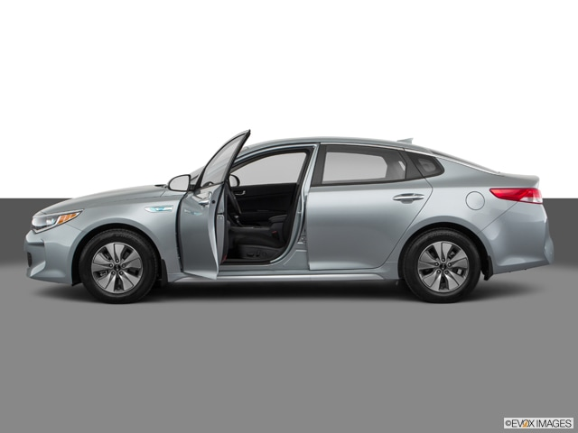 2018 Kia Optima Hybrid Sedan