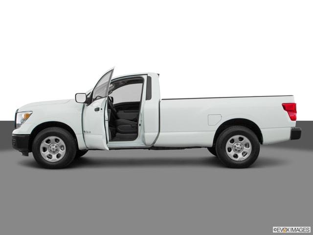 2018 Nissan Titan Truck