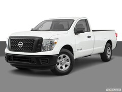2018 Nissan Titan Truck Single Cab
