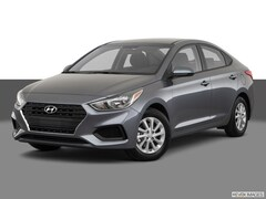 New 2018 Hyundai Accent SEL Sedan Logan, UT