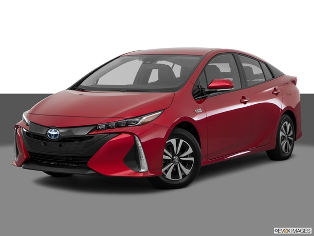 New 2018 Toyota Prius Prime Premium Hatchback For Sale in Yorkville