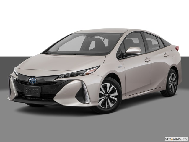 New 2018 Toyota Prius Prime Plus Hatchback For Sale in Yorkville