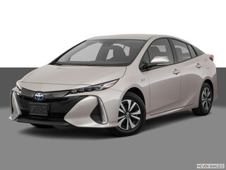New 2018 Toyota Prius Prime Plus Hatchback in Ontario, CA