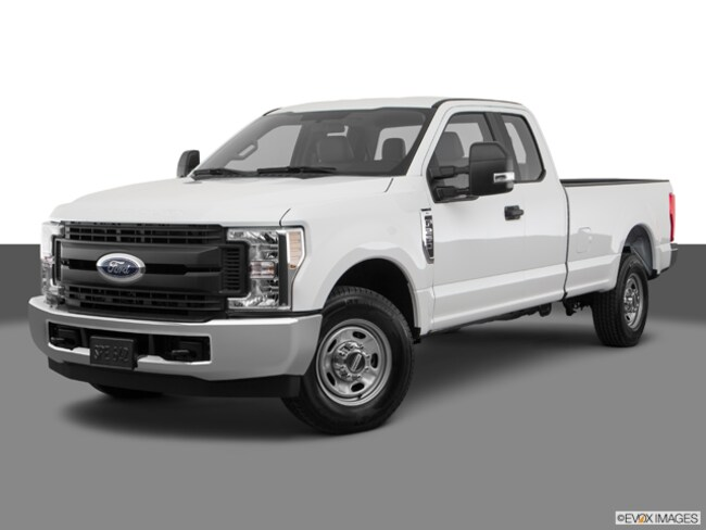 2018 Ford F250 Super Duty PICKUP