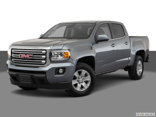 2018 GMC Canyon SLE 4x2 Crew Cab 5 ft. box 128.3 in. WB Truck Crew Cab