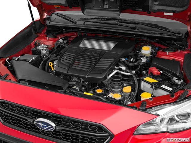 2019 Subaru WRX Engine