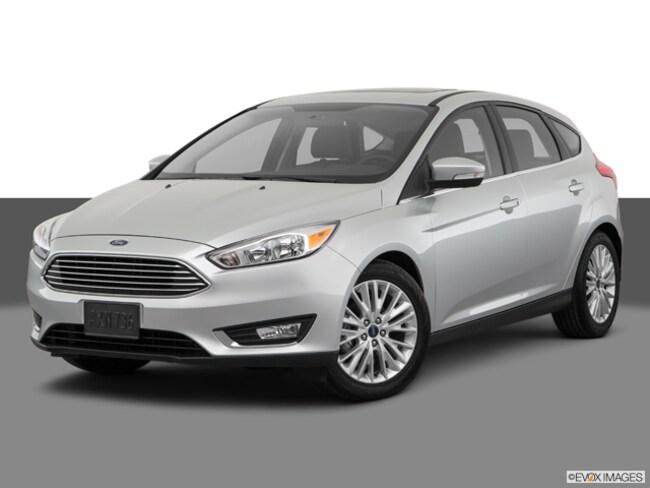 2018 Ford Focus Titanium Titanium Hatch