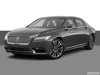 New 2018 Lincoln Continental Reserve Sedan J5611341 in East Hartford, CT
