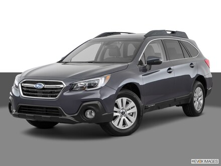 Featured Used 2019 Subaru Outback 2.5i Premium SUV 4S4BSAFC4K3363117 for Sale near Fargo, ND