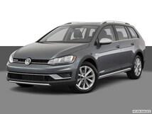 2018 Volkswagen Golf Alltrack SE 1.8T SE DSG