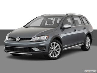 New 2018 Volkswagen Golf Alltrack TSI SE Wagon in Macon, GA