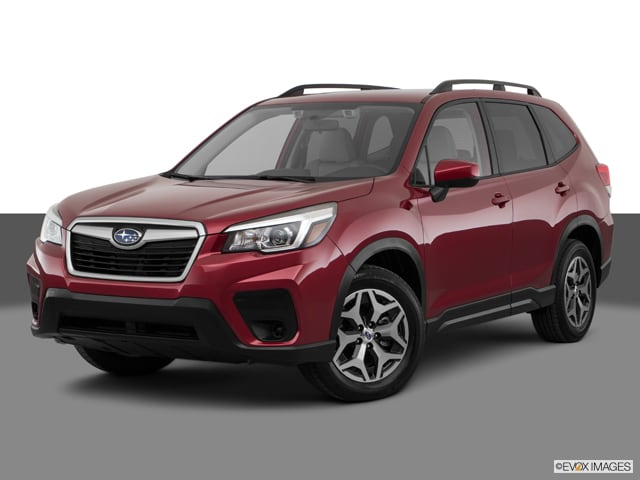 New 2019 Subaru Forester Suv For Sale In Cathedral City Ca Near