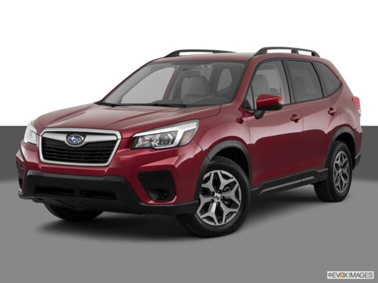 New 2019 Subaru Forester Premium SUV in Indianapolis