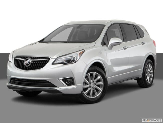 2019 Buick Envision Essence Front-wheel Drive SUV