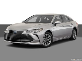 2019 Toyota Avalon Hybrid XLE Sedan 4T1B21FB8KU011563