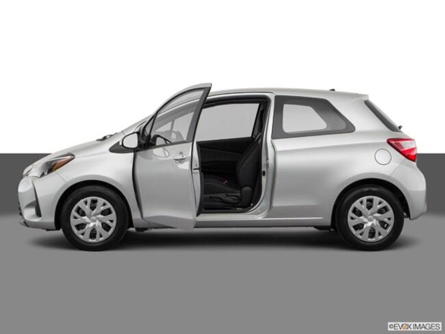 2018 Toyota Yaris 3-Door L Hatchback