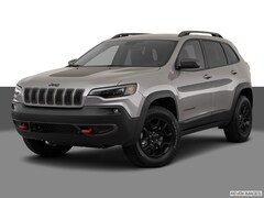 Buy a 2019 Jeep Cherokee in Chattanooga