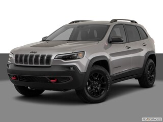CarFax 1 Owner Vehicle 2019 Jeep Cherokee Trailhawk 4x4 SUV for sale in Albuquerque, NM