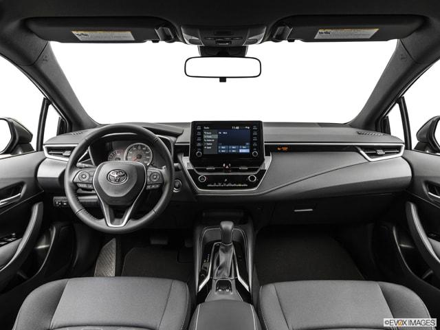 2019 Toyota Corolla Hatchback Hatchback Digital Showroom Toyota Of