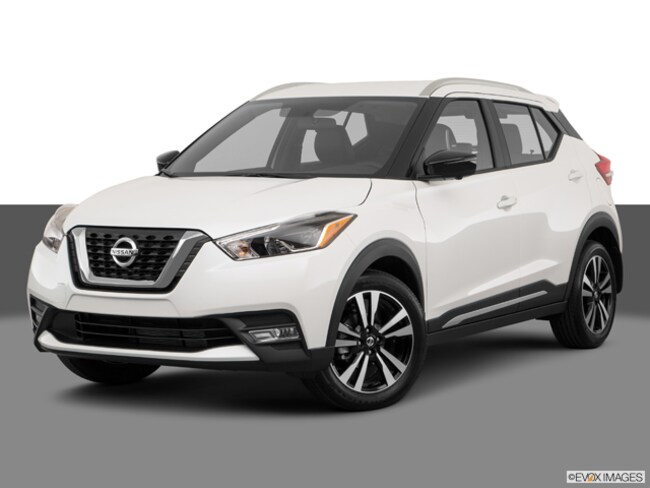 New 2018 Nissan Kicks SR SUV in College Park, MD