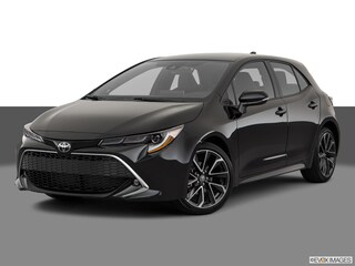 New 2019 Toyota Corolla Hatchback XSE Hatchback in Easton, MD
