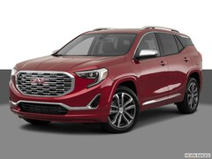 New 2019 GMC Terrain Denali SUV KC5156 for Sale in Conroe, TX, at Wiesner Buick GMC
