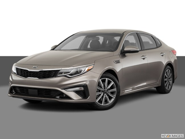 New 2019 Kia Optima EX Sedan For Sale in Ramsey, NJ