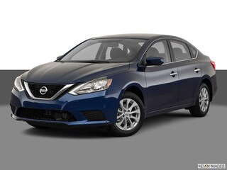 New 2019 Nissan Sentra SV Sedan for sale near Cortland, NY