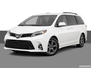 2019 Toyota Sienna SE 7 Passenger