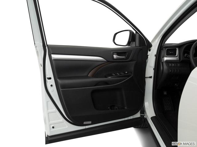 2019 Toyota Highlander VUD