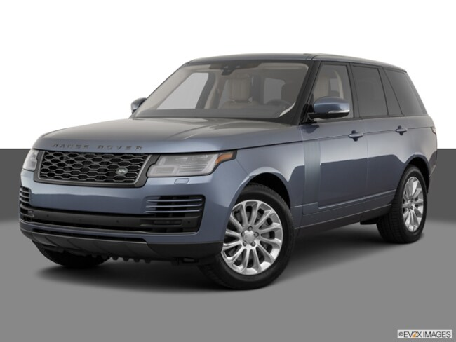 New 2019 Land Rover Range Rover 5.0L V8 Supercharged SUV for sale in Houston, TX
