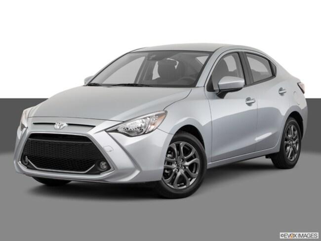 New Vehicle 2019 Toyota Yaris Sedan LE Sedan For Sale in Coon Rapids, MN